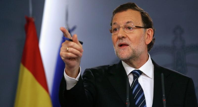 Испанский тиран Мариано Рахой
