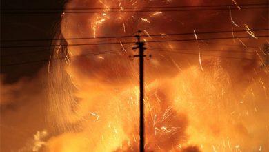 Photo of Взрывы в Калиновке: детонация началась в закрытом бункере