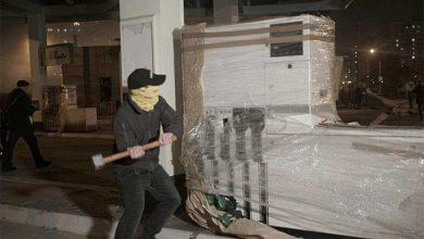 Photo of Нацисты ОПГ Авакова разнесли автозаправку и избили полицейских