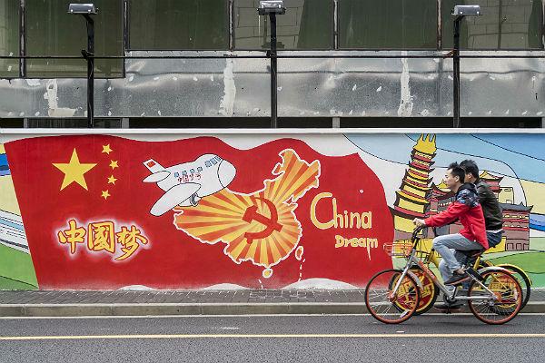 У Китая получается то, что не вышло у СССР