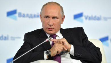 Photo of Путин в Валдае: на чьей стороне «украинский мяч»