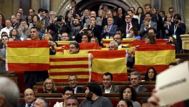 Photo of Парламент Каталонии провозгласил независимость от Испании