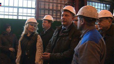 Photo of В ДНР восстановили работу Макеевского литейного завода
