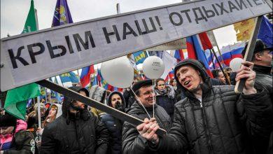 Photo of Немецкие социологи: контакты крымчан с нацистской Украиной резко сократились
