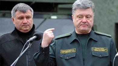 Photo of Саакашвили и Аваков загоняют Порошенко в угол