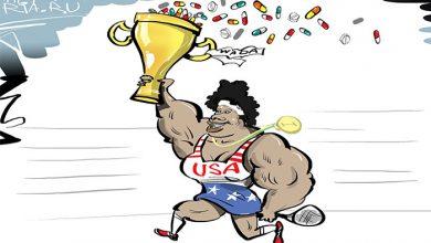 Photo of WADA: Легальный допинг для спортсменов «золотого миллиарда»