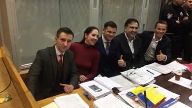 Photo of Саакашвили освободили — США доказали своё влияние, Порошенко будет выгнан ради других холуев Вашингтона