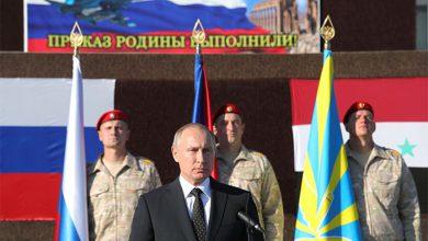 Photo of Российские военные выполнили задачу в Сирии