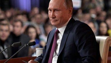 Photo of Всё самое важное из пресс-конференции президента РФ Владимира Путина