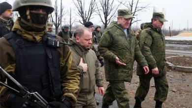 Photo of Российские офицеры из СЦКК в Донбассе покинули Украину