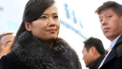 Photo of «Расстрелянная» Ким Чен Ыном «любовница» возглавила делегацию КНДР в Южную Корею