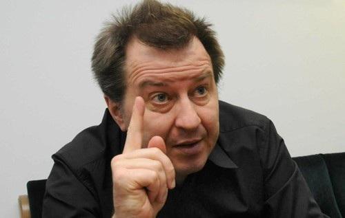 Сергуй Дацюк - доморощенный украинский философ