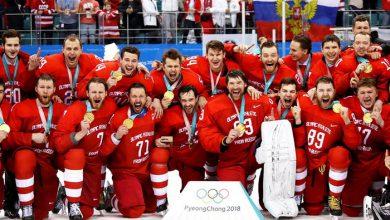 Photo of Сборная России по хоккею выиграла Олимпиаду одержав победу над сборной Германии и МОК