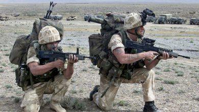 Photo of В Восточной Гуте схвачена группа офицеров британской SAS
