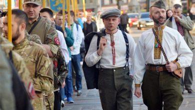 Photo of Агрессивное вооружённое меньшинство установило на Украине диктатуру