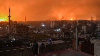 Photo of Израиль помогает сирийским террористам: новое нападение на Сирию