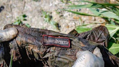 Photo of На свалке нашли вещи убитых в Иловайском котле киевских карателей