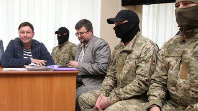Photo of Кого можно преследовать, а кого нет: Запад не реагирует на арест Кирилла Вышинского