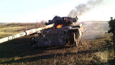 Photo of Дедушка Ау испортил 9 танков киевских путчистов