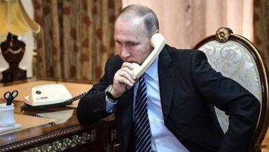 Photo of Киевский диктатор позвонил Путину