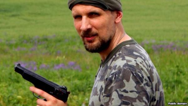 Ярослав Бабич - убитый по заказу фюрера Азова Андрея Билецкого