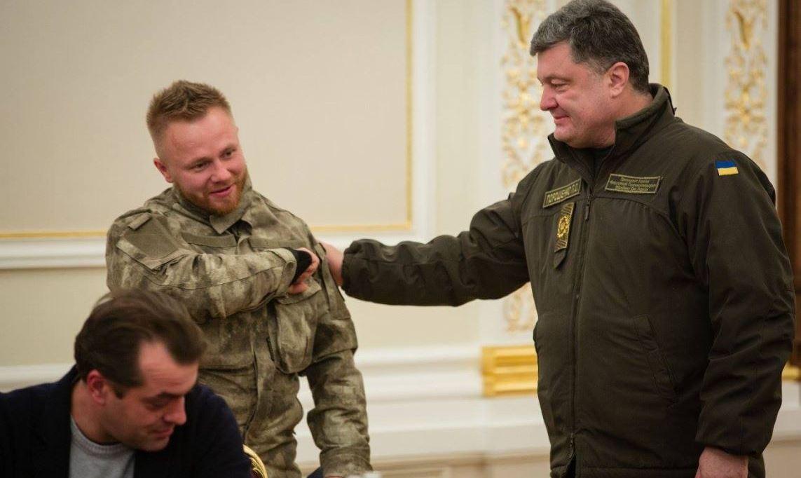 Киевский диктатор Порошенко предоставил киллеру украинское гражданство