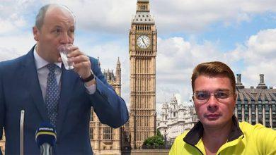 Photo of Украинский спикер-дебил нелегитимной Рады опозорился в парламенте Великобритании