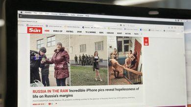 Photo of Наглосаксы из The Sun обманули фотографа, чтобы снимки из спецучреждений представить как жизнь всей России