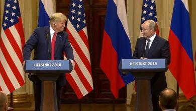 Photo of Путин и Трамп встретились в Хельсинки — оба довольны