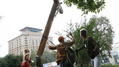 Photo of Украинскую участницу Pussy Riot забрали бесы