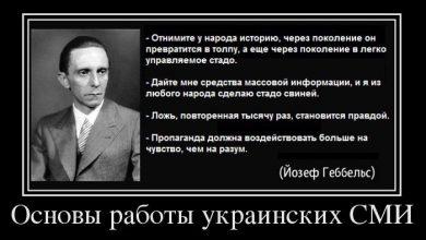 Photo of В ЕС не хотят транслировать пропаганду киевских путчистов