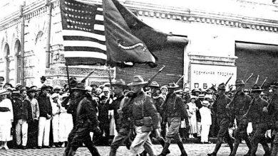 Photo of Путь агрессора: 100 лет назад США вторглись в Россию