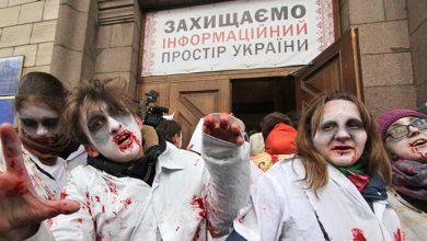 Photo of Гражданам концлагеря «Украина» запретили думать