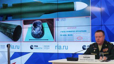 Photo of 8720 для MH-17: назван серийный номер украинской ракеты