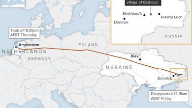 Photo of Запад проигнорировал российский доклад о украинской ракете, которой сбили MH-17