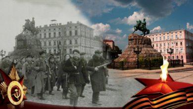 Photo of 74 года назад Красная Армия освободила Украину от фашистов
