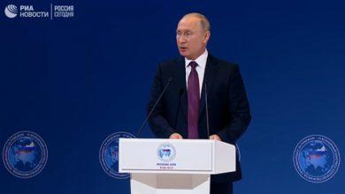 Photo of Путин жестко прошелся по фашистам Украины и пообещал её русским гражданам защиту
