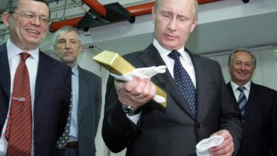 Photo of Золото и русофобия
