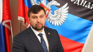 Photo of Денис Пушилин победил на выборах главы ДНР