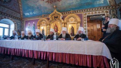 Photo of Собор епископов УПЦ собрался в связи с кризисной ситуацией