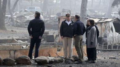 Photo of Американский беспомощный режим: в Калифорнии сгорело заживо 600 человек