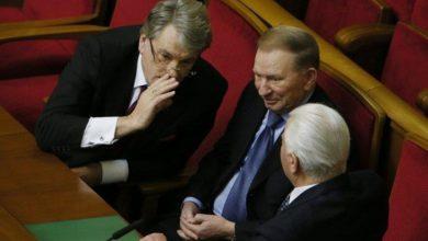 Photo of Кравчук, Кучма и Ющенко очкуют и выступили против абсолютной диктатуры Порошенко
