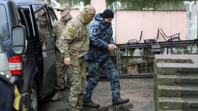 Photo of Отправленные «на тот свет» моряки ВМСУ оказались за решёткой