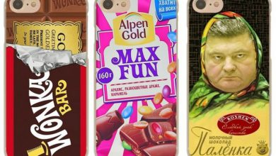 Photo of Китайцы продают чехлы имени шоколадного диктатора Украины