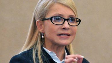 Photo of Юлия Тимошенко: мокрое дело для бабушки?