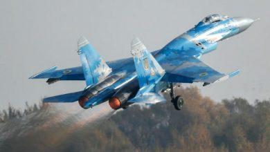 Photo of В честь томосятины на Украине разбился очередной Су-27