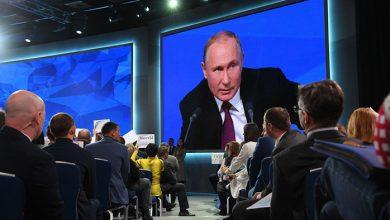 Photo of Большая пресс-конференции Владимира Путина по итогам 2018 года