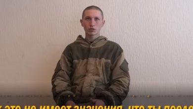 Photo of Допрос  пленного боевика путчистов — под наркотой пришёл на позиции антифашистов