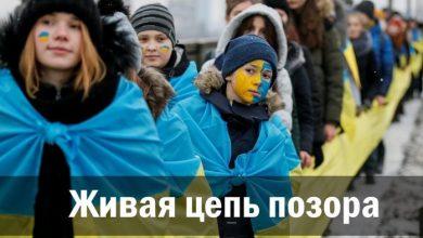 Photo of Живая цепь позора