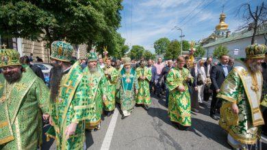 Photo of Церковь на Украине. Год достоинства накануне года мужества
